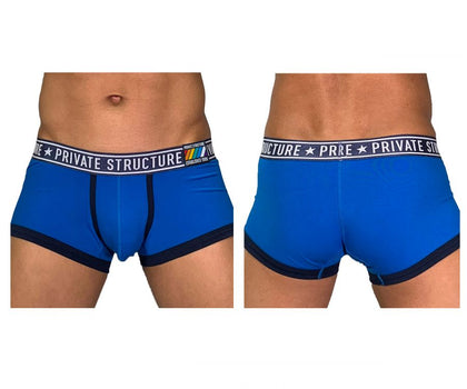 Private Structure EPUY4020 Pride Trunks Color Freedom Blue