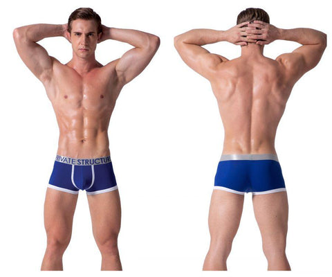 Private Structure SXUZ3682 Soho Spectrum X Boxer Brief Color Royal