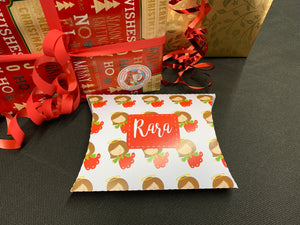 Christmas Pillow gift box