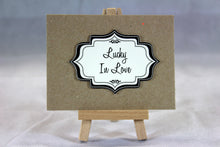 Lottery Scratch Card Envelope Wedding Favours