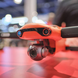 Autel EVO II: 8K Folding Drone, 48MP Stills, Thermal