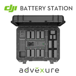DJI Battery Station – Ultimate Inspire 2 Accessory for Professional Users