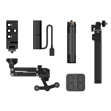 DJI Expands Osmo with Range of New DJI Osmo Accessories
