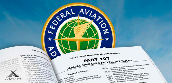 The New FAA Part 107 Regulations - What They Mean For Commercial Drone Operators?