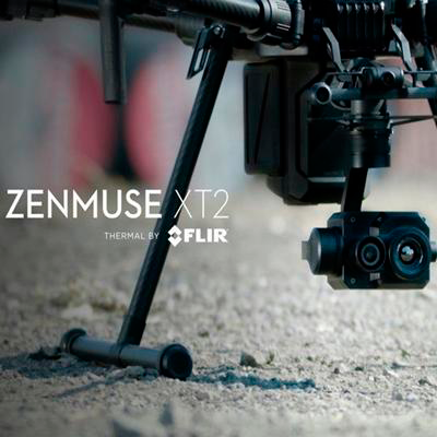DJI Zenmuse XT2 Thermal Camera Training by FLIR