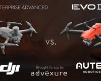 DJI Mavic 2 Enterprise Advanced vs. Autel EVO II Dual