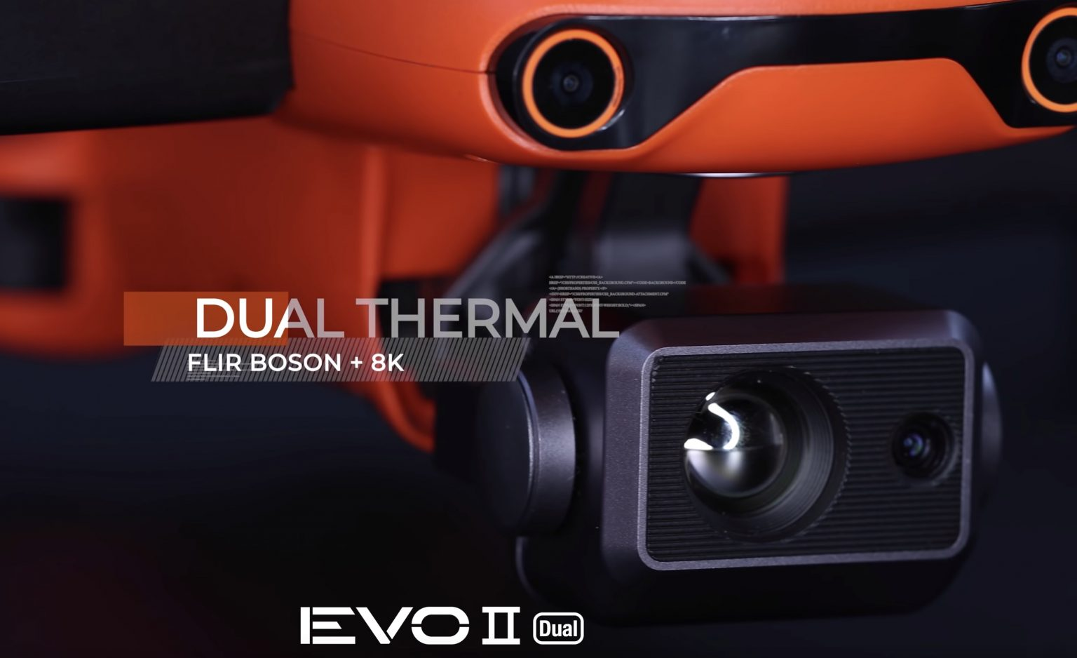 Autel EVO II Dual Thermal Camera