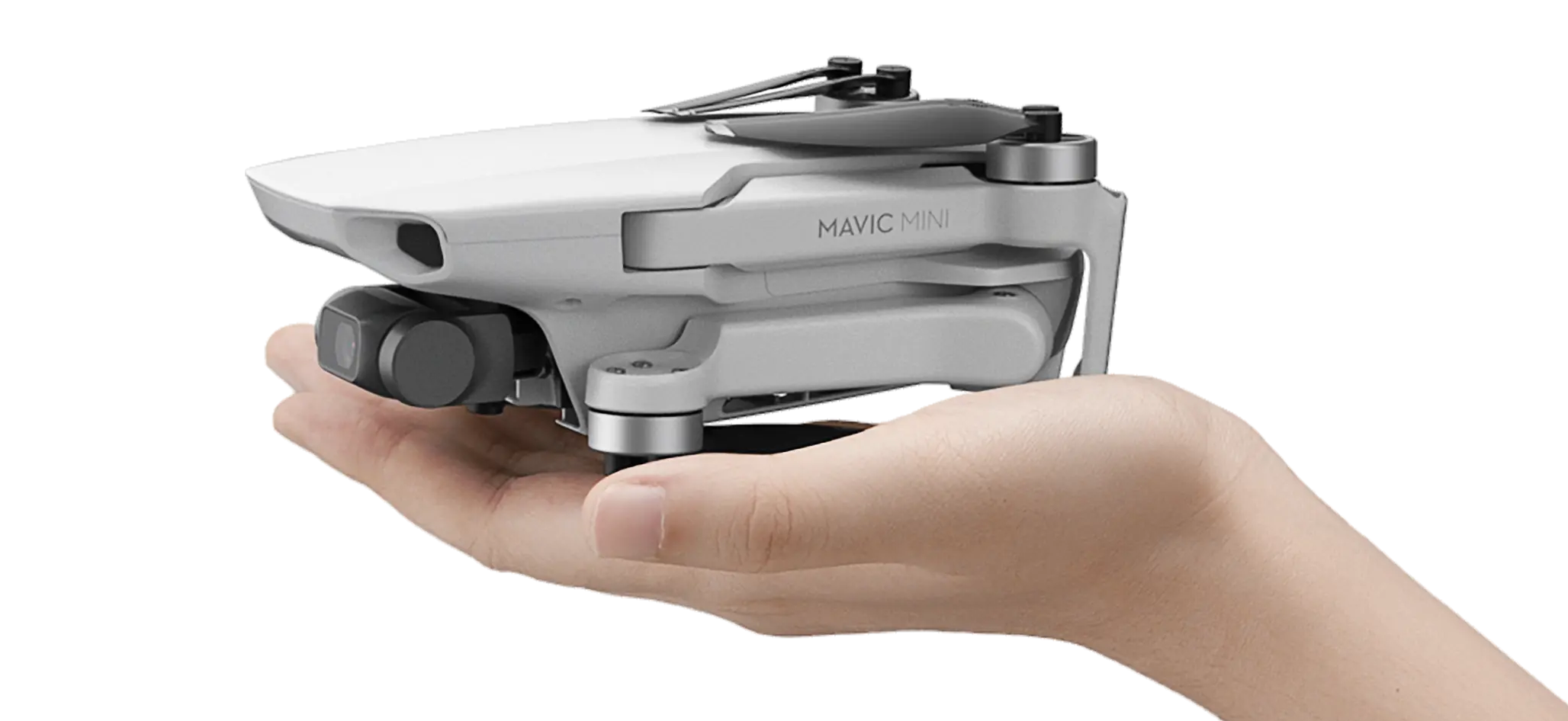 DJI Mavic Mini In Hand