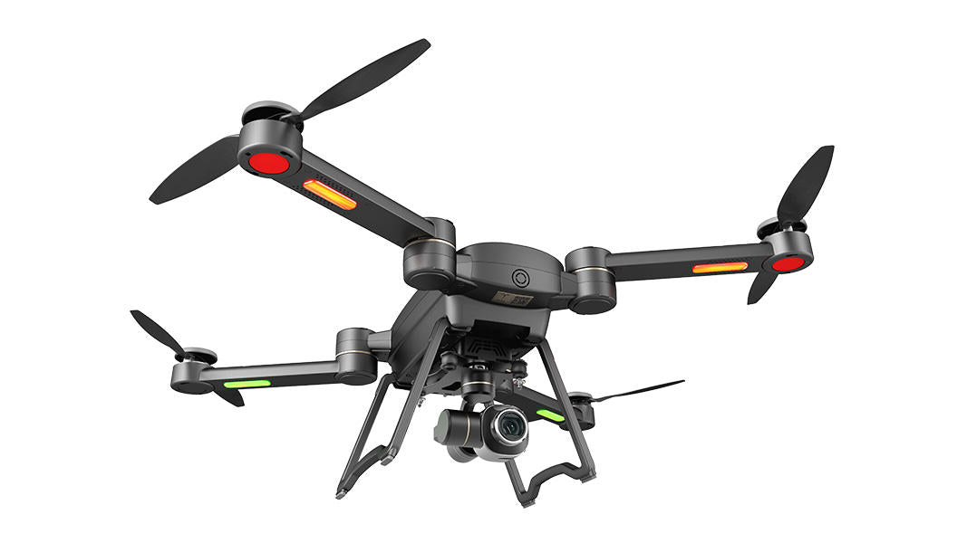 Foldable GDU Byrd Drone