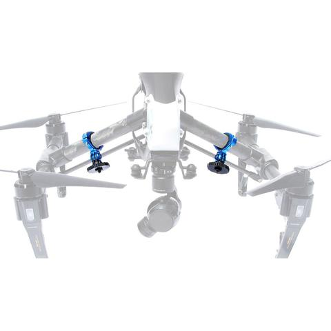 Lume Cube Light Mounts for DJI Inspire & Matrice Series Drones