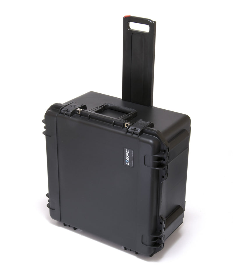 GPC DJI Inspire 2 Landing Mode (V2) Wheeled Hard Case for Cendence, CrystalSky & More