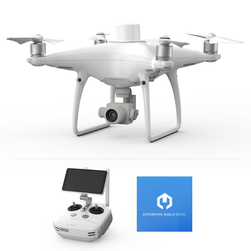DJI Phantom 4 RTK Combo (No Mobile Station) w/ Enterprise Shield Basic