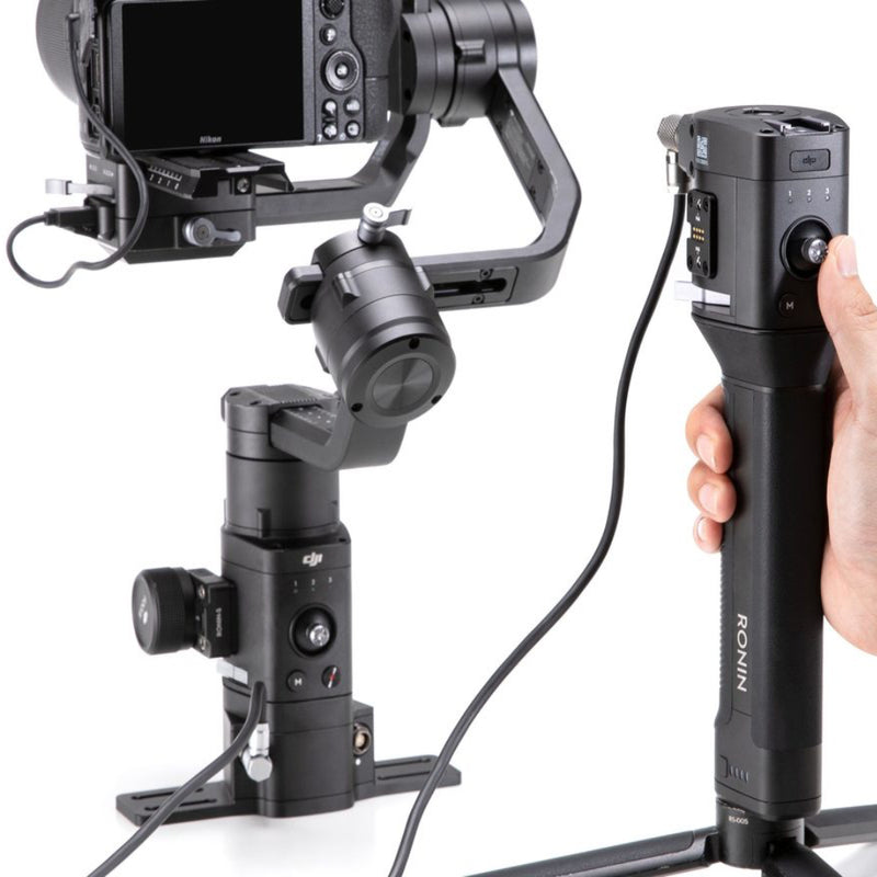 DJI Ronin-S Tethered Control Handle - Part 24