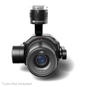 DJI Zenmuse X7 Camera (Lens Excluded)