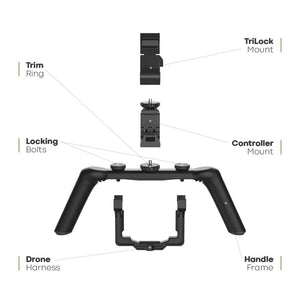 PolarPro Katana Handheld Rig for Mavic 2