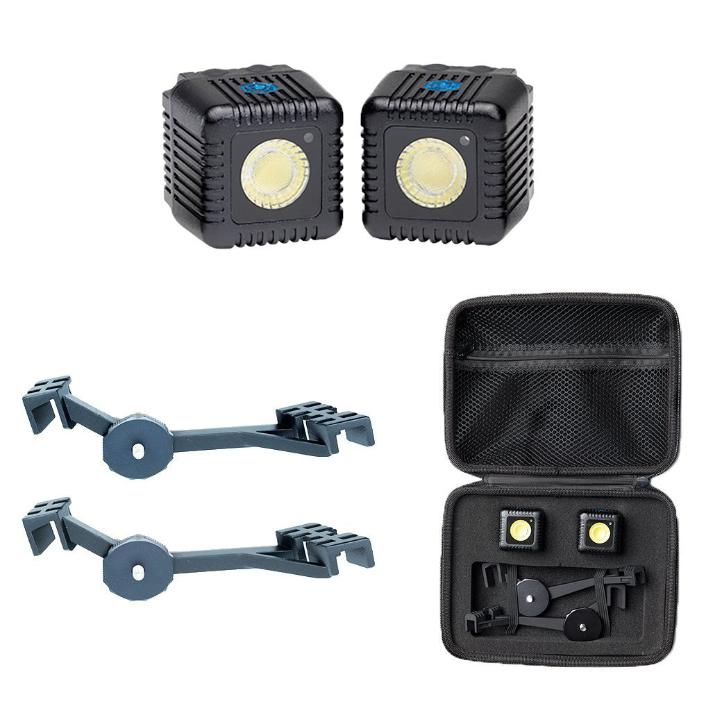 Lume Cube LED Light Kit for DJI Mavic 2 Pro & Zoom Drones
