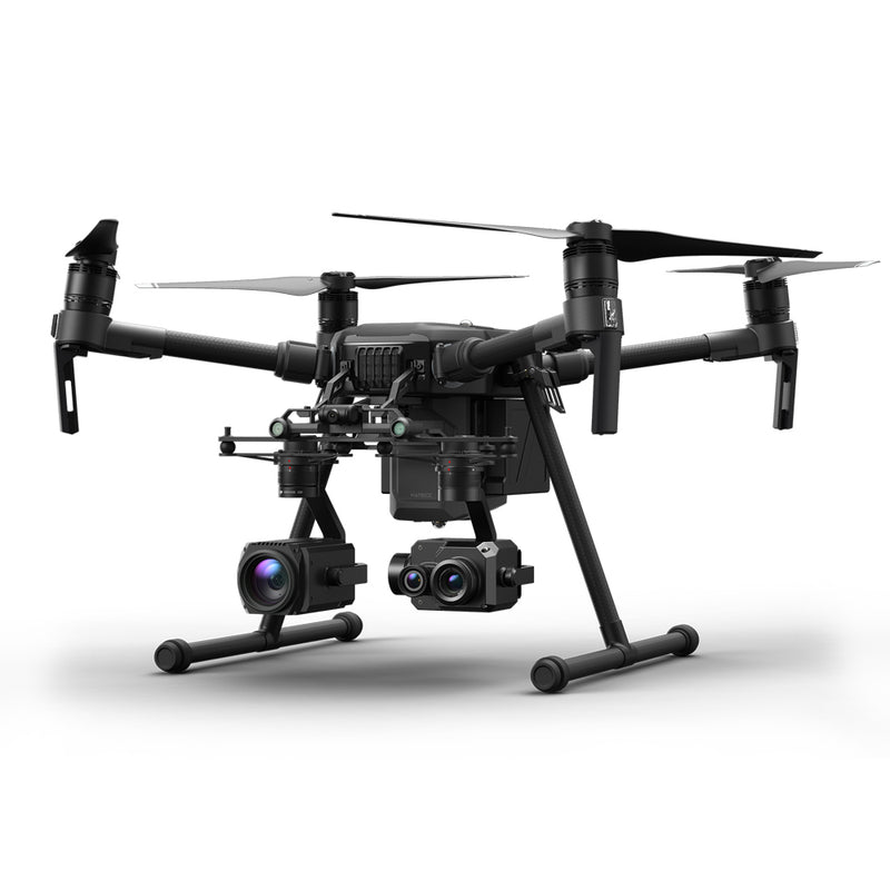 DJI Matrice 210 with Z30 and XT2 Cameras