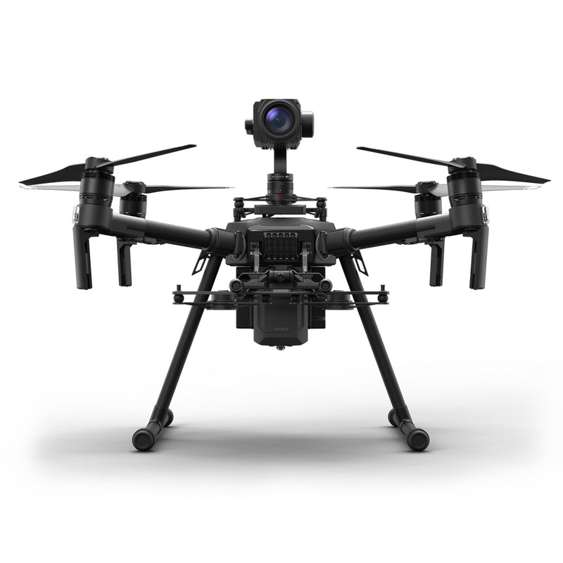 DJI Matrice 210 Top Mounted Camera
