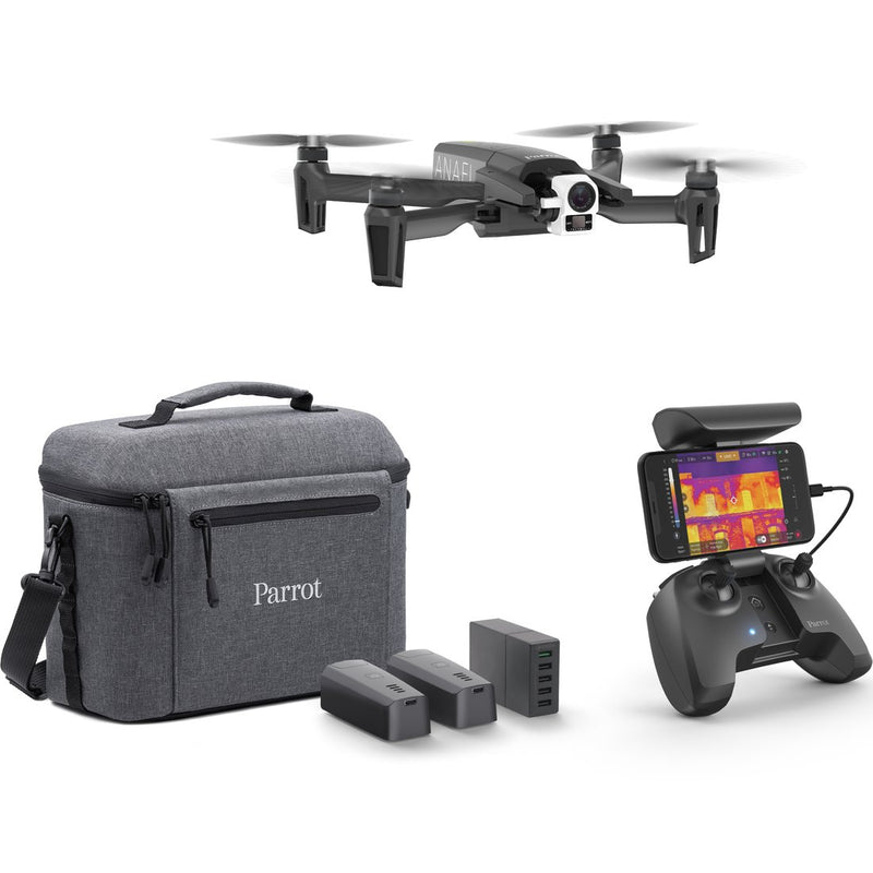 Parrot ANAFI Thermal Drone