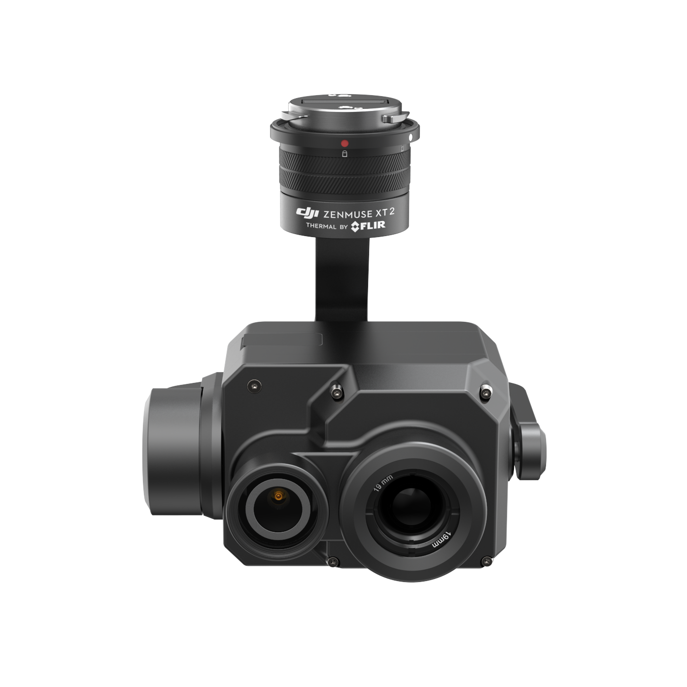 DJI Zenmuse XT2 Dual 4K & FLIR Thermal Camera - 640x512 30Hz 13mm Lens
