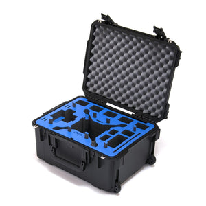 GPC DJI Phantom 4 Pro w/ Props On Wheeled Hard Case