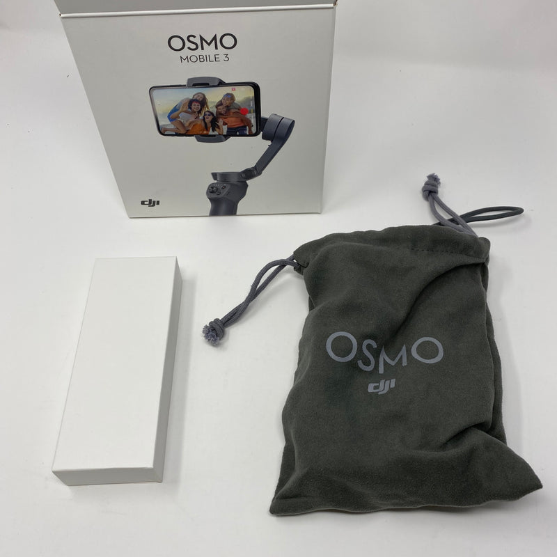 DJI Osmo Mobile 3 (Open Box)