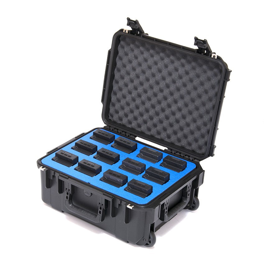 GPC DJI Matrice 200 TB50/TB55 Battery (Holds 12 Batteries) Hard Case