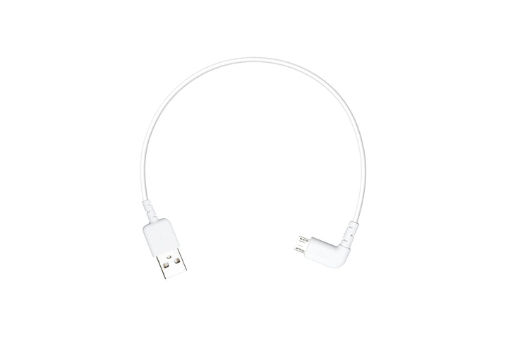 "DJI RC Cable - Micro USB to USB-A (10"")"
