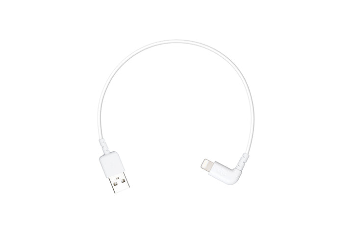 "DJI RC Cable - Lightning to USB (10"")"