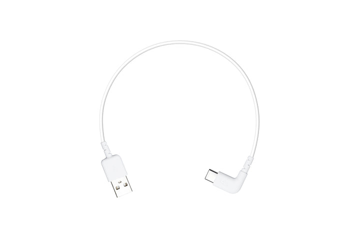 "DJI RC Cable - Type-C to USB-A (10"")"