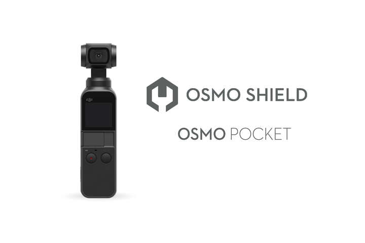 DJI Osmo Shield Extended Warranty for Osmo Pocket
