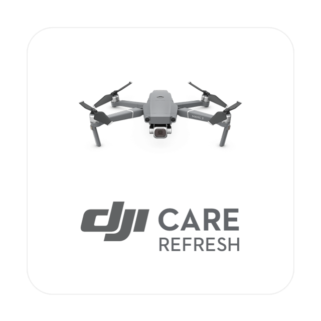 DJI Care Refresh for Mavic 2 (1 Year Service Plan)