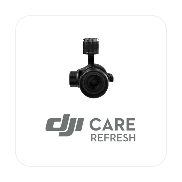 DJI Care Refresh for Zenmuse X5S (1 Year Service Plan)