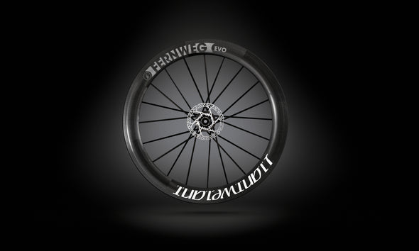 Lightweight Fernweg EVO - Disc - Tubeless - 63mm - Rear Wheel