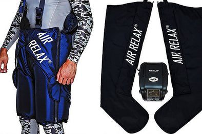 Air Relax Leg & Hip Combination Package - Cigala Cycling Retail