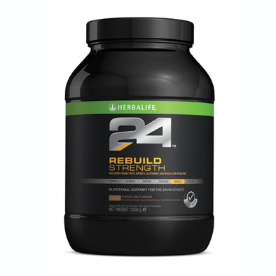 Rebuild Strength - Enhance Sustained Muscle Building and Recovery