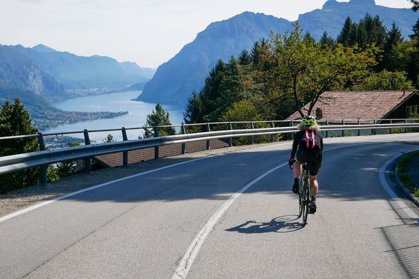 Cycling Holiday - Lake Como & Il Lombardia route October 2021 (DEPOSIT €199 +3% card fees) to book by bank transfer at 0% fees email travel@cigalacycling.com