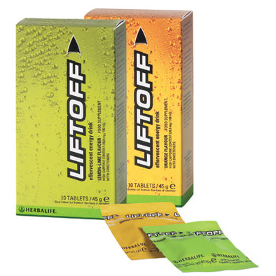 Lift Off® Effervescent Energy Drink - Cigala Cycling Retail