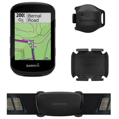 BUNDLE - Garmin Edge 530 GPS Cycling Computer