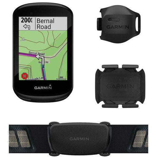 BUNDLE - Garmin Edge 830 GPS Cycling Computer