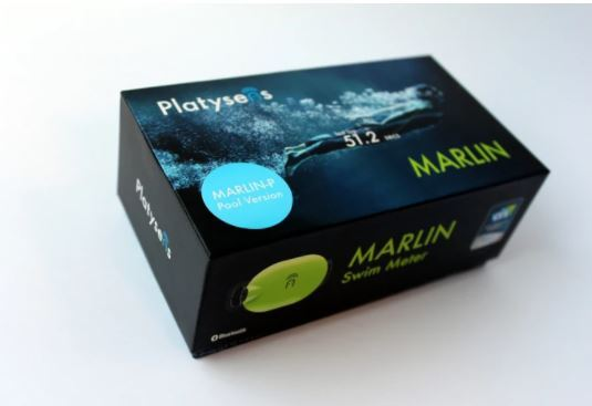 Marlin Swim Meter - with GPS