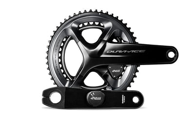 Dura Ace 9100 PRECISION PRO (Dual) Ride Ready (includes new crankset)