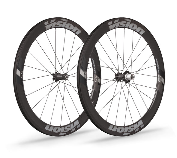 Vision Metron 55 wheelset - Cigala Cycling Retail