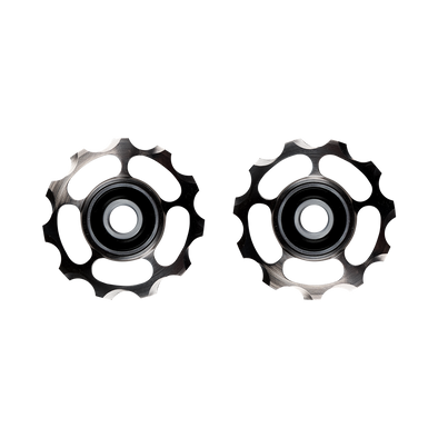 Titanium Pulley Wheels for Shimano 11s - Cigala Cycling Retail