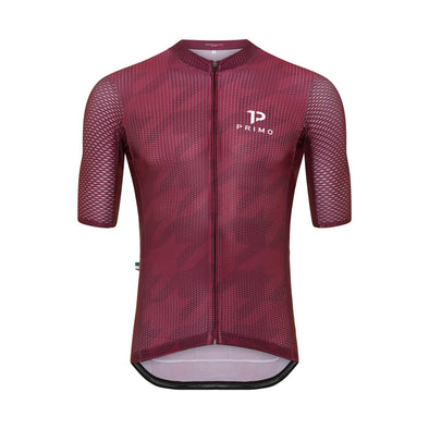 Aria Houndstooth Porto Jersey - Cigala Cycling Retail