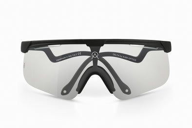 ALBA OPTICS - DELTA - BLK - Cigala Cycling Retail