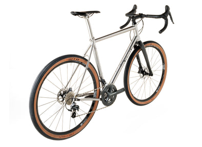 J.Guillem Atalaya Gravel Disc Ultegra - SL (Titanium Seat Post, Ti. Seat Collar) - Cigala Cycling Retail