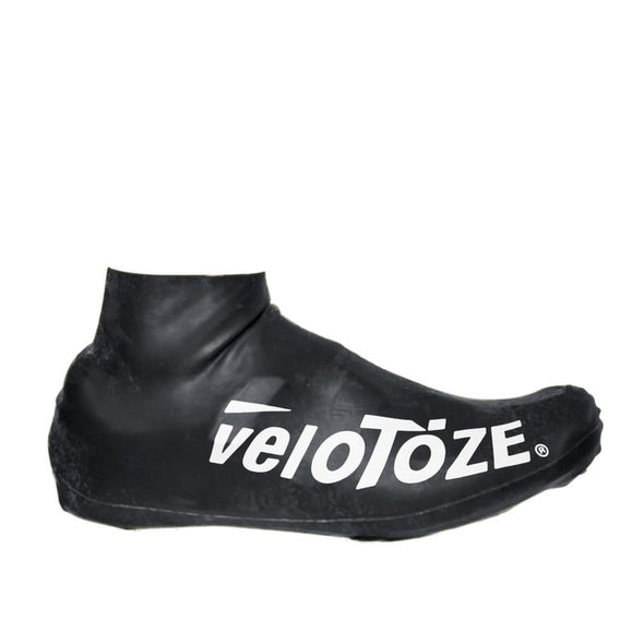 veloToze Short Shoe Cover 2.0 Black