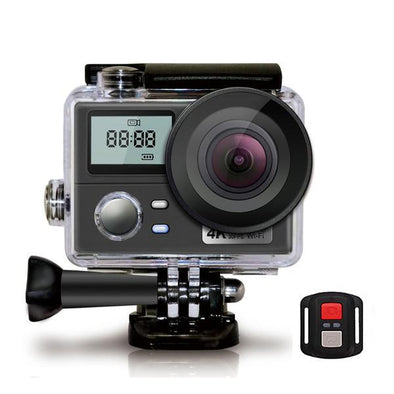 Kaiser Baas X650 4K Dual Screen Body Waterproof Action Camera