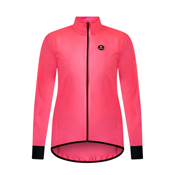 Brezza High-Vis Pink Women Windproof Jacket